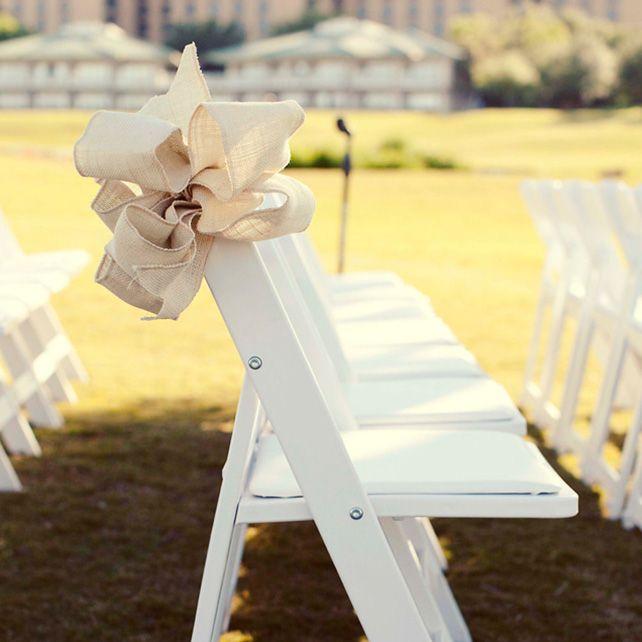 Декор стульев своими руками: ткань, банты из ткани, тканевые цветы