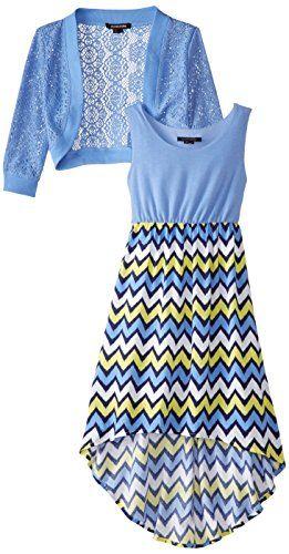 My Michelle Big Girls' Print Hi Low Maxi Dress with Jacket, Periwinkle, 7 My Michelle http://www.amazon.com/dp/B00MGTAD82/ref=cm_sw_r_pi_dp_AGFJub1JAAXJT