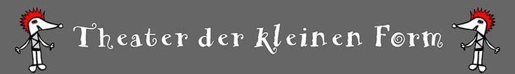 Theater der kleinen form:  Puppetry and puppet theater in Berlin - Friedrichshain    Phone: 030-293 50 461   Gubener Str 45 at Comenius Park  Public transport connections:  U + S-Bahn Warschauer Straße Tram M 10 + M 13, Bus 240 + 347    Need to reserve tickets by phone.  Has a cafe.