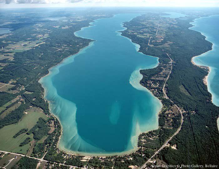 Lago Torch, Michigan
