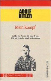 Mein Kampf è il saggio pubblicato nel 1925 attraverso il quale Adolf Hitler espose il suo pensiero politico e delineò il programma del partito nazista.