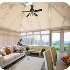 CITY BLINDS & SHUTTERS | Conservatory Roof & Sides Specialists