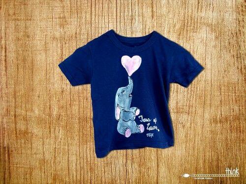 """""""Dumbo"""" t-shirt."""