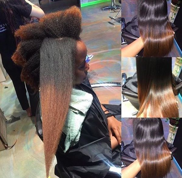 20 More Pictures of Natural Hair Shrinkage That Will Blow Your Mind