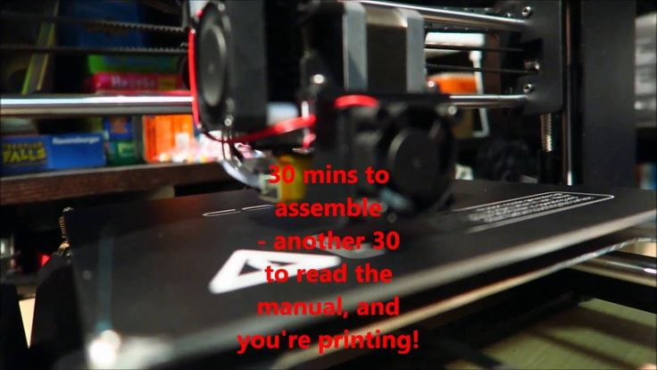 Aldi (Wanhao) Cocoon 3d printer mini review