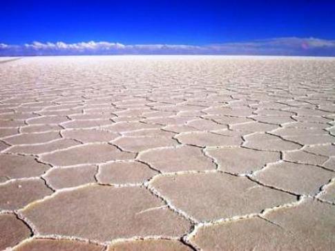 ~ De op één na grootste zoutvlakte ter wereld - Grenswetenschap ~