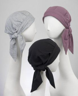 Grammy's Knots: Favorite Chemo Hat Pattern