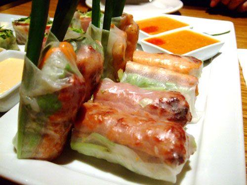Mmmm...Vietnamese Spring Rolls