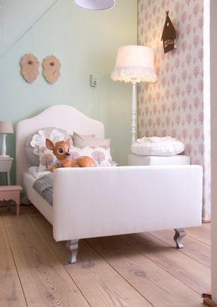 Woodland inspiration bedroom!
