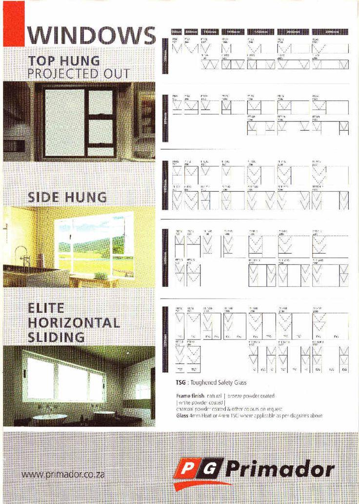 17 best ideas about aluminium doors on pinterest modern for Most common window size