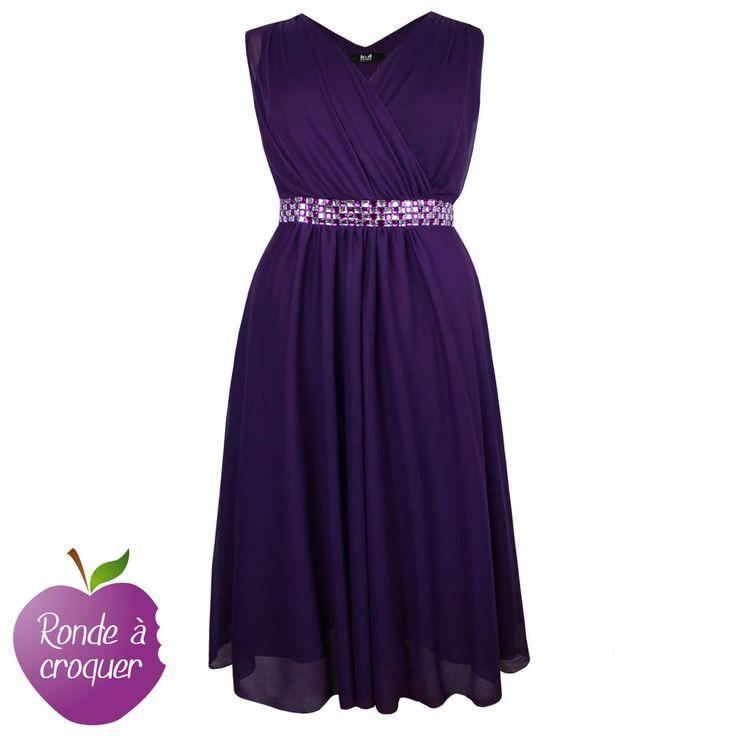 1000 id es sur le th me robes de soir e violet sur. Black Bedroom Furniture Sets. Home Design Ideas