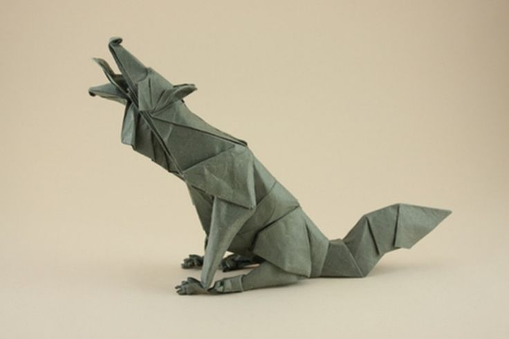 origami animals steps - Google Search
