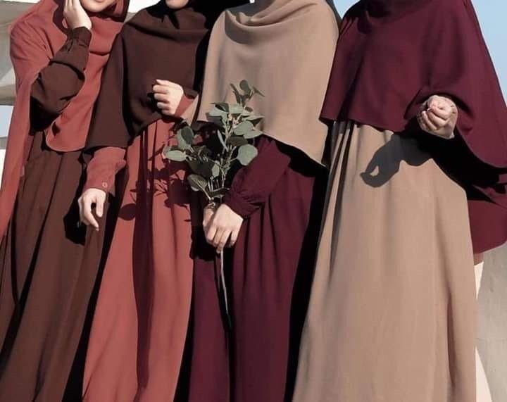 محجبات Model Pakaian Hijab Gaya Berpakaian Model Pakaian