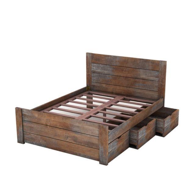 Брутальный стиль кровати новой коллекции D-Bodhi - HongKong Queen 3box поможет Вам сформировать свой собственный отличительный стиль. Кровать выполнена из массива тика, практична и надежна. Снабжена системой хранения их трех ящиков. Материал: Дерево. Бренд: Teak House. Стили: Лофт, Прованс и кантри, Скандинавский и минимализм. Цвета: Коричневый.