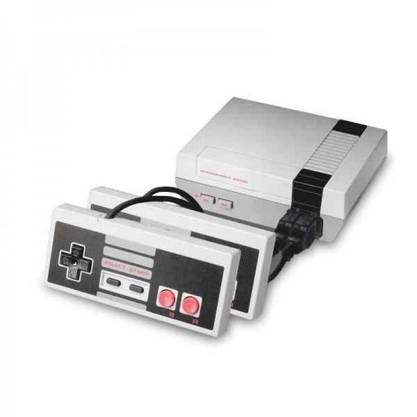 Retro 8 Bit Mini NES TV Game Console Built in 500 Classic Games 2 Players