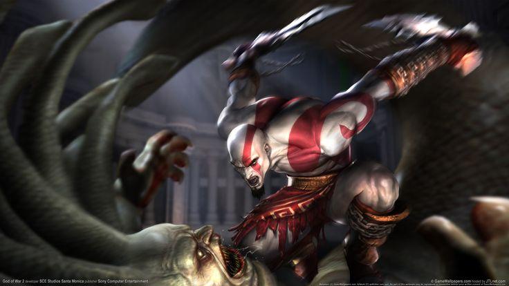 God of War 2 1080p #4225085, 1920x1080   All For Desktop