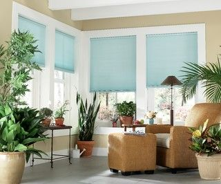 Our custom-made cellular shades give a little extra oomph to your room, at a fraction of the price a designer may charge for this level of appeal!