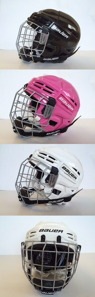 Helmets 20854: Bauer Prodigy Youth Ice Hockey Helmet And Mask Combo -> BUY IT NOW ONLY: $59.99 on eBay!