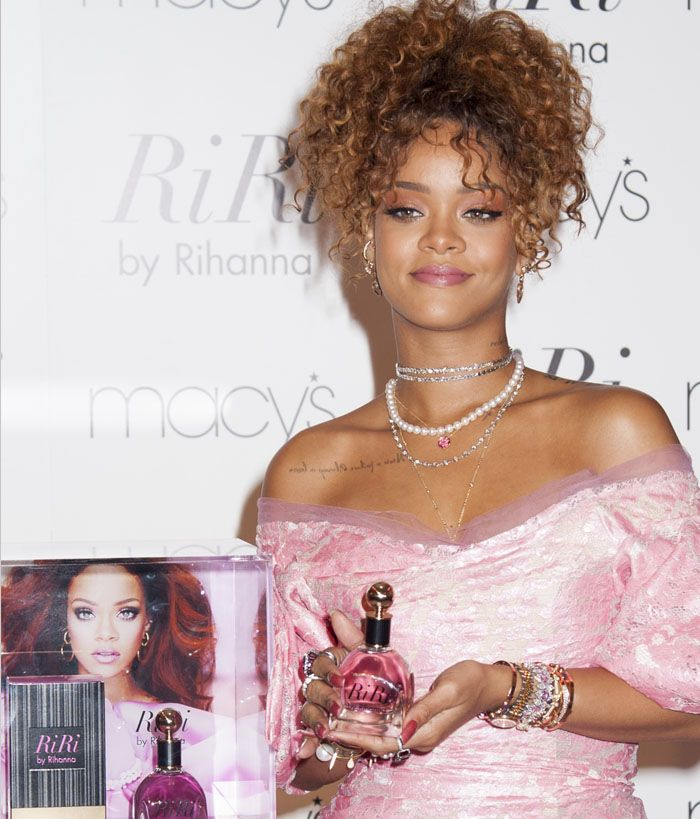 "Rihanna Launches New Fragrance RiRi in Louboutins, Calls Kanye's 2020 Presidential Speech ""Inspiring"""