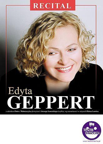 22 lutego o godz. 19.00 zapraszamy na koncert Edyty Geppert!