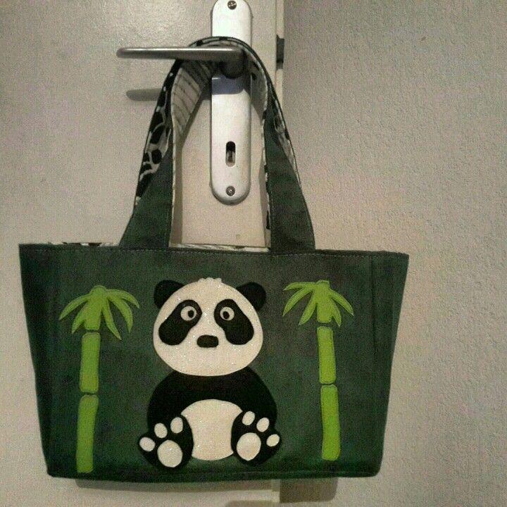Sac panda des tutos de so poupi
