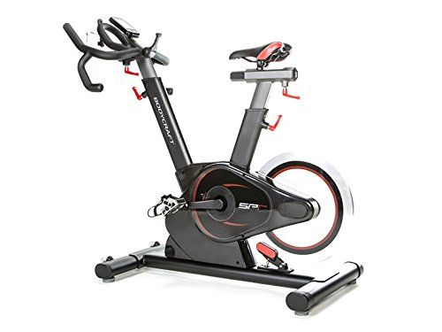This BodyCraft SPR Indoor Club Group Cycle is a high-performance exercise bike that is suitable for cycling studios, gyms and health clubs, or for simply training at home.