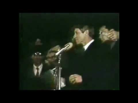 One of the Greatest Speech Ever - Robert F Kennedy Announcing The Death Of Martin Luther King