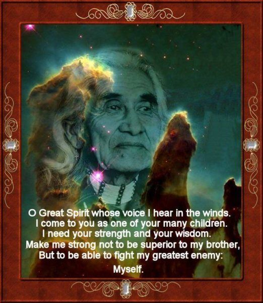 chief dan george poems | Chief Dan George - One Vibration