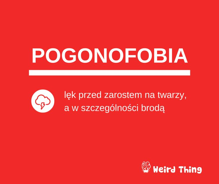 Pogonofobia fobią grudnia   http://weirdthing.pl/fobia-miesiaca-pogonofobia/  #fobia #phobia