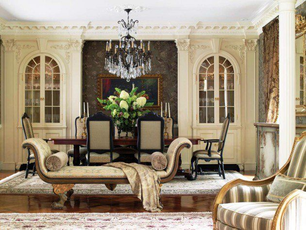 16 Timeless Traditional Interior Design Ideas