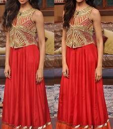 Buy Deepika Padukone Koti Top Suit bollywood-salwar-kameez-online online