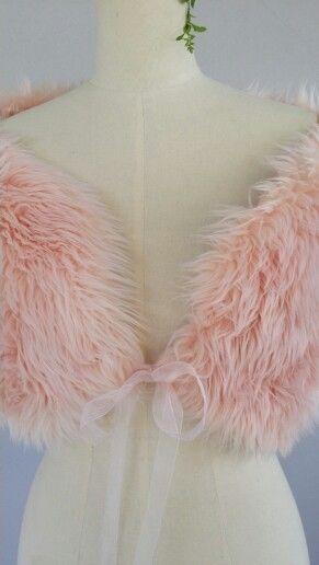 Luisa manea wrap pale pink hand dyed phone 0419956309