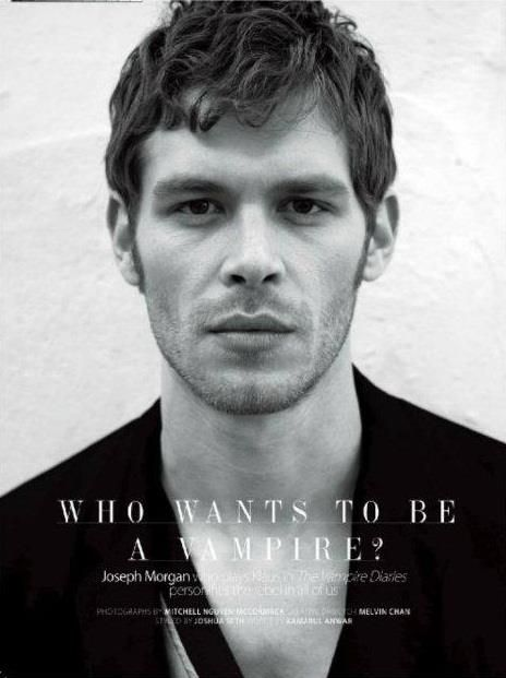 Joseph Morgan This guy is soooo hot