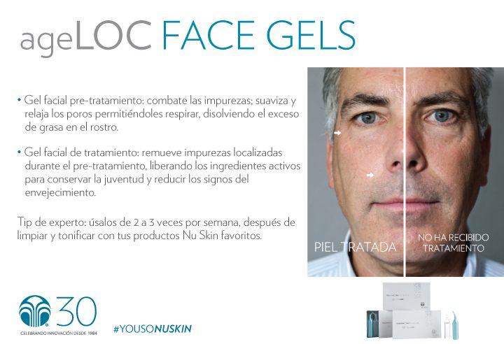 Los geles faciales están diseñados para revitalizar tu piel junto con tu…