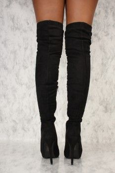 Thigh High Boots, Cheap Thigh High Boots, Thigh High Lace Up Boots, Suede