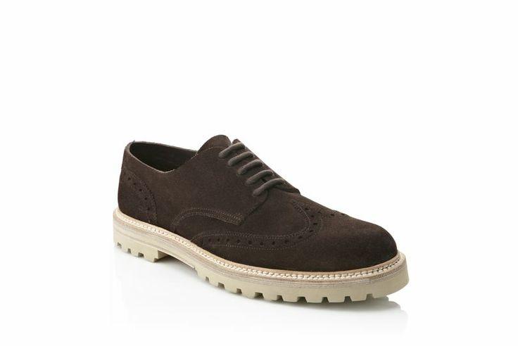 Zapatos de cordones Hombre - Zapatos Hombre on Bally Online Store