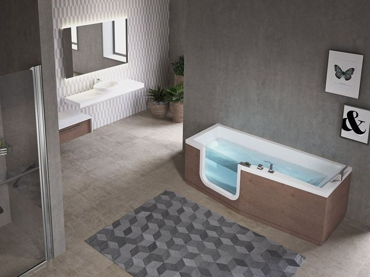 Vasca angolare o rettangolare? Scopri il modello @Novellini più adatto alla tua stanza da bagno