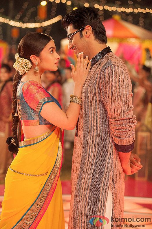 Arjun Kapoor-Alia Bhatt Groove To Punjabi Beats In 'Iski Uski' Song   2 States