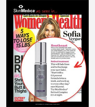 Retinol Complex 0.5 - As see in Women's Health