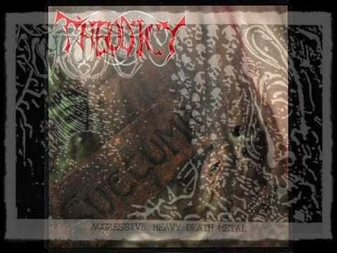 THEODICY - Succumb to the Sucuba ◾ (single 1994, UK death metal)