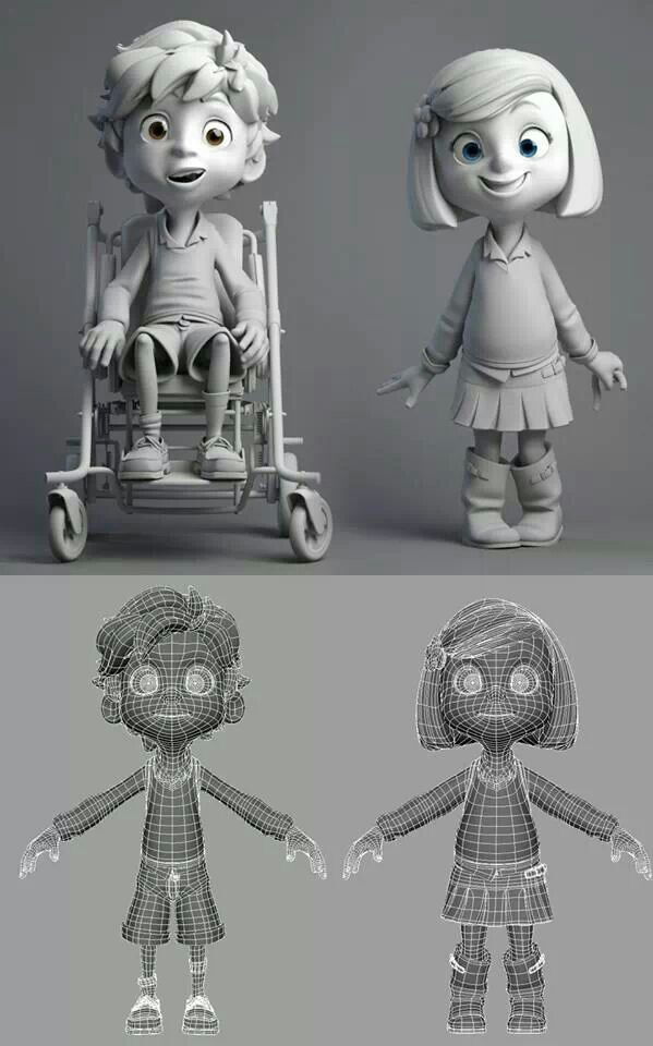 Blender Character Modeling Dvd : Best d character world images on pinterest