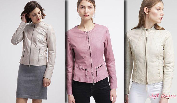 Leather jackets for Soft Classic (Kibbe). Typ urody Soft Classic – Miss Gracji