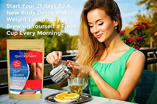 Amazon.com : Best Skinny Detox Tea Weight Loss Waist Slimming, Diet Tea, Belly Fat, Fat Burner, Liver Cleanse, 8 Powerful Ingredients, 14 Days + 7 More Free! + $99 Quick Start Diet E-Book With Recipes Free! : Grocery & Gourmet Food