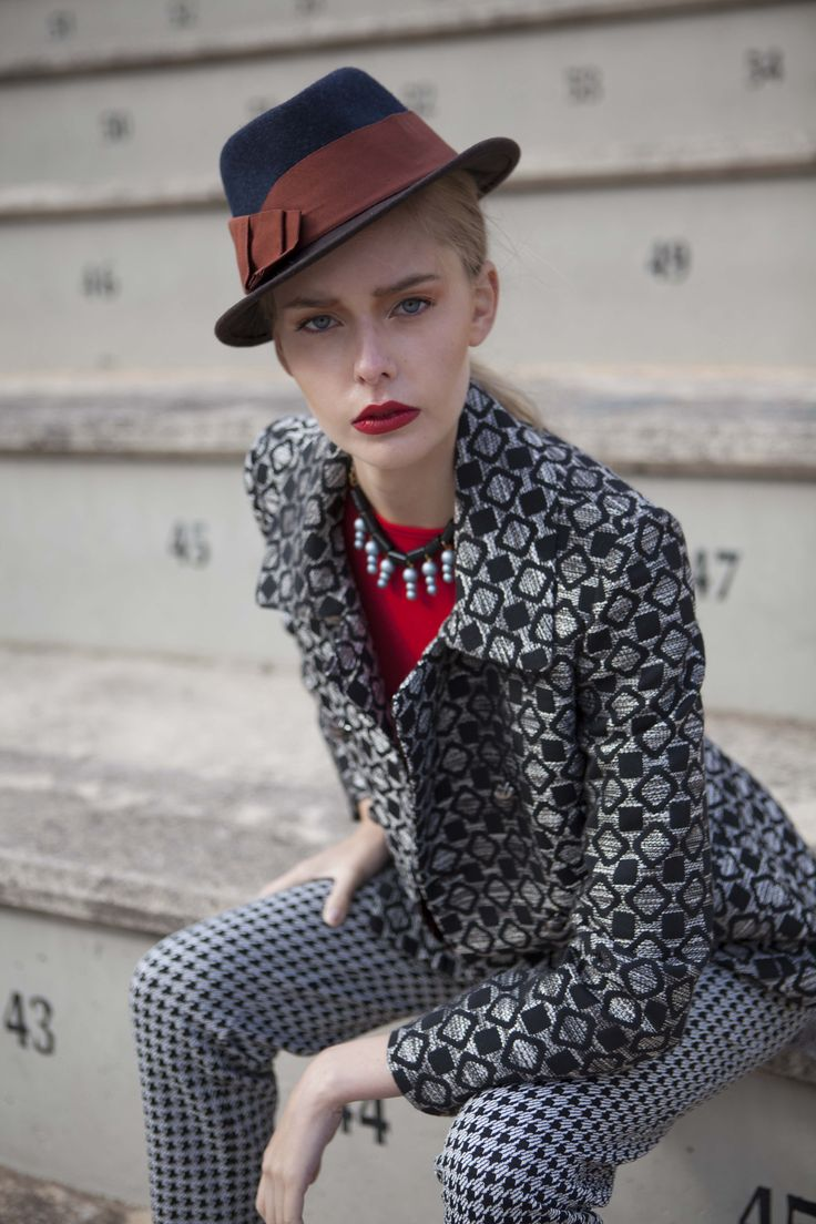Lussile Fashion Lookbook A/W 14-15