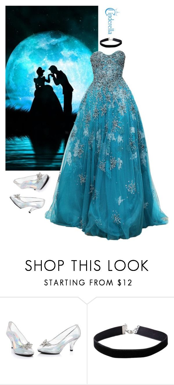 """""""Cinderella"""" by rubysal ❤ liked on Polyvore featuring Tony Ward, Miss Selfridge and cinderella"""