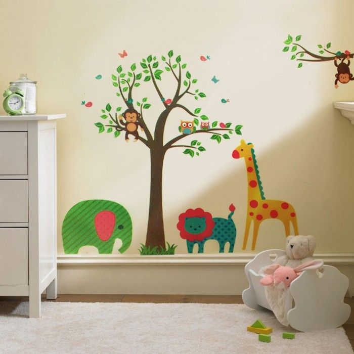 42 best Otroške stenske nalepke images on Pinterest | Glückliche ...