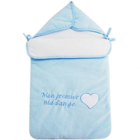 38d144a609965 Nid d'ange pour bébé prématuré / naissance bleu > Babystock ...