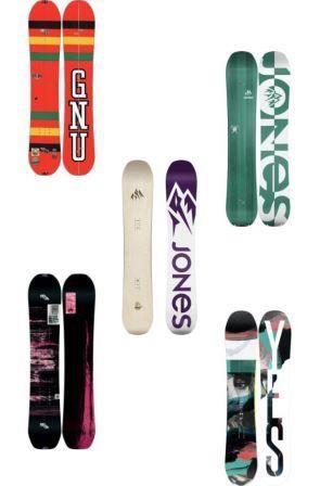 The Top Women's Freeride Snowboards: My Top 5