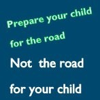 Prepare your child for the road not the road for your child by Poughkeepsie Day School, via Flickr