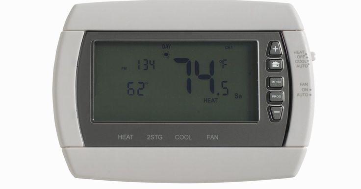 El termostato en mi calefacción no enciende. Dentro de tu termostato, regular la temperatura de la calefacción puede ser una tarea desalentadora y desagradable, así que es mejor asegurar que tu artefacto funciona en el mayor nivel. Con las tareas adecuadas de mantenimiento y búsqueda de fallas, tu termostato puede ser tu mejor compañero. Puedes tornar esos días fríos en temperaturas cálidas ...